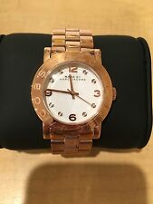 MARC by Marc Jacobs 'Amy' Crystal Bracelet Watch, Brand New