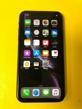 Apple iPhone XR - 128GB - Black (Sprint) - Great Condition - Bad IMEI