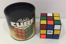 VINTAGE MATCHBOX RUBIK'S CUBE IN ORIGINAL TUB BOX 1980'S RETRO RUBIKS RUBIX G32