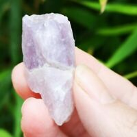 STUNNING RAW RARE  CORNISH AMETHYST PIECE SPECIMEN. FROM CORNWALL UK. HEALING