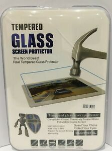 NEW & SEALED TEMPERED GLASS SCREEN PROTECTOR 8 'INCH