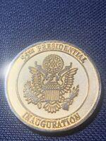 George Bush Inaugural Challenge Coin