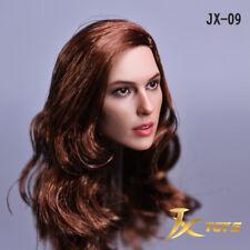 JXtoys 1:6 JX-09 Wonder Woman Gal Gadot Head Carved Model F 12'' Action Figure
