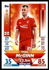 Wilson Aberdeen Man of the match No 313 Scottish Match Attax SPFL 2019//2020