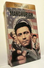THE MANCHURIAN CANDIDATE (VHS) Frank Sinatra Laurence Harvey BRAND NEW SEALED