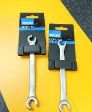 DRAPER 10 X 11MM FLARE BRAKE NUT SPANNER/WRENCH 31967 BAW-FN