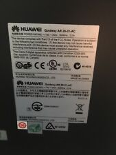 """Huawei Quidway AR 28-31 2-Port 10/100 Wired Router"""" c"""