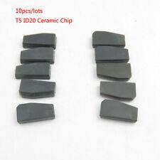 10pcs/Lot T5-ID20 Ceramic Chip Original New Blank  ID11,12,13 Transponder Chip
