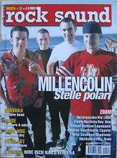 ROCK SOUND 22 2000 Millencolin Nirvana Muse Boss Hog Everlast Primal Scream