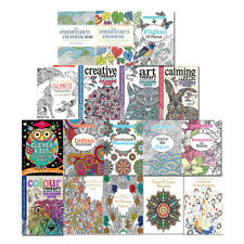 JOBLOTS Wholesale of 17 Colouring Books Collection Set for School