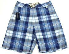 POLO RALPH LAUREN Dering HARBOUR BOARD SHORTS Indigo BLUE WHITE Swimming Shorts