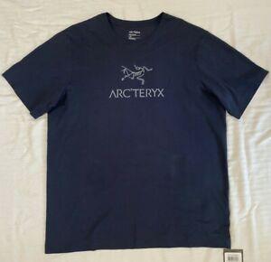 Men's Arc'teryx Archaeopteryx Short Sleeve T-Shirt Sz. LG NWT