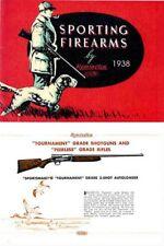 Remington 1938 Firearms Gun Catalog