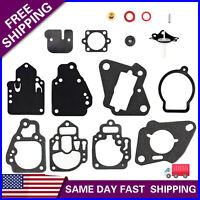 1395-9761 1 W/ Gasket and Diaphragm Kit Fit For MANY 6 8 9.9 10 15,20 & 25 HP