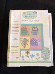 LIttle Wonders Baby Journal & Keepsake Box- Artwork by Lori Siebert - THE CUTEST