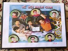 VE VOI NHAN GIAN - PHIM BO HONGKONG - 8 DVD -  USLT