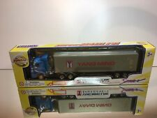GOLDEN WHEEL HONG KONG - MB? TRUCK YANG MING SUPER HAULER - BLUE - UNUSED IN BOX