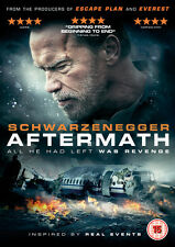 Aftermath - Arnold Schwarzenegger R2 DVD Postage UK