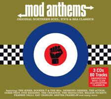 Various Artists : Mod Anthems CD (2015)
