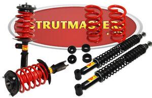 Strutmasters 4 Wheel Air Suspension Conversion Kit for 2002-2006 Cadillac Escalade ESV /& EXT