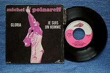 MICHEL POLNAREFF / SP DISC AZ SG 208 / LABEL 2 /  BIEM 1970 ( F )