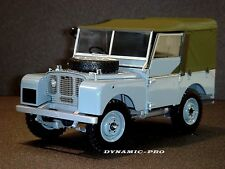 1:18 1948 LAND ROVER DEFENDER Series- I LTD Classic Collection Diecast Model Car