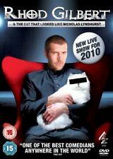 Rhod Gilbert and The Cat That Looked Like Nicholas Lyndhurst Live DVD