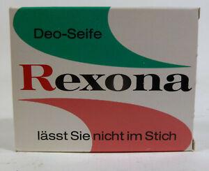 REXONA Deo-Seife, 70er Jahre, originalverpackt