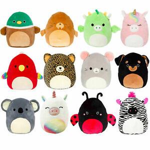 Squishmallows Animals and Unicorns 19cm Plush *Choose Your Favourite*