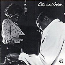 Ella and Oscar [Audio CD] Ella Fitzgerald and Oscar Peterson