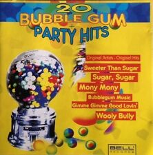 20 Bubble Gum and Party Hits Ohio Express, Archies, Chris Andrews, Jeroni.. [CD]