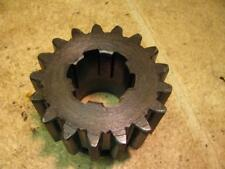 1923 Fordson Model F Tractor Transmission Large Gear 17 Tooth Splined Bore
