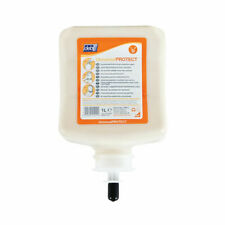 More details for deb stokoderm protect pure hand cream 1 litre cartridge upw1l