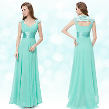 Womens Bridesmaid Dresses Long Homecoming Evening Wedding Prom Party Gown 09672