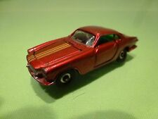 IMPY LONE STAR ROAD MASTER FLYERS VOLVO 1600S - RED 1:60? - NICE CONDITION