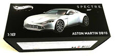 James Bond 007 Spectre Aston Martin DB10 1/18 Diecast Hot Wheels Elite CMC94