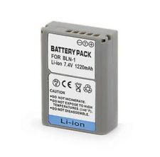 BLN-1 1220mAh 7.4V Rechargeable Li-ion Battery Suitable For OLYMPUS OM-D/E-M5 HX