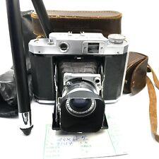 [NEAR MINT](OH) Mamiya Six 6 Model IV Rangefinder Camera wZUIKO 75mm F/3.5
