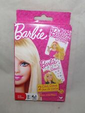 Barbie Fashion Doll Pink Go Bling Gems Giant Card Game Pack NRFB Birthday Gift