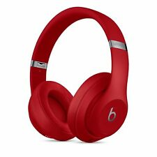*NEW* Beats by Dr. Dre Studio3 Headband Wireless Headphones - Red