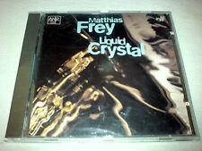 Matthias Frey Liquid Crystal Jazz Oriental