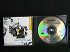 Midnight Oil. 10,9,8,7,6,5,4,3,2,1. Compact Disc. 1982. Made In Australia
