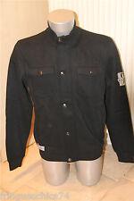 blouson zipette noir KANABEACH jack T M hiver 2012/13 NEUF ÉTIQUETTE valeur 89€
