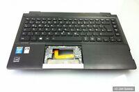 Toshiba Portege R30 Ersatzteil: Palmrest mit Keyboard / Tastatur, GM9036400, DE
