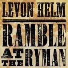 Ramble at The Ryman 0015707985826 by Levon Helm CD