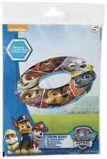 Nickelodeon Paw Patrol Inflatable Swim Swimming Ring Float Aid Beach Holiday