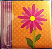 NEW MBI 12 X 12 ALBUM FLOWER  848135  1000