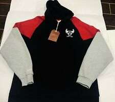 Chicago Bulls Men's Mitchell & Ness Sweatshirt Trading Block Hoody 2XL Authentic