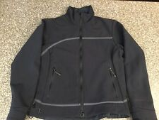 Columbia Women's Omni-Tech Titanium Full Zip Jacket Black Size Medium, #1173