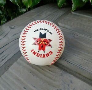 INDIANAPOLIS INDIANS Baseball Ball New Unused by Fotoball